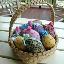 Fabrilicious Eggs