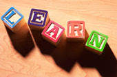 Spelling Blocks copyright by FotoSearch