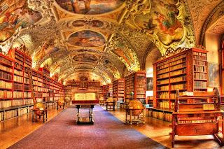 Strahov Monastery Library copyright by Smugmug.com