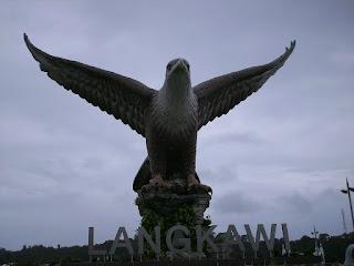 Burung Helang, Langkawi