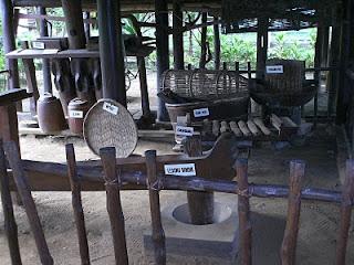 Barang-barang tradisional di Kedah