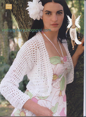 FREE CROCHETED BOLERO PATTERN | Easy Crochet Patterns
