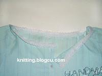 Dikiş Gömlekten Bluz Yapılışı
