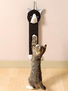 猫用爪とぎ