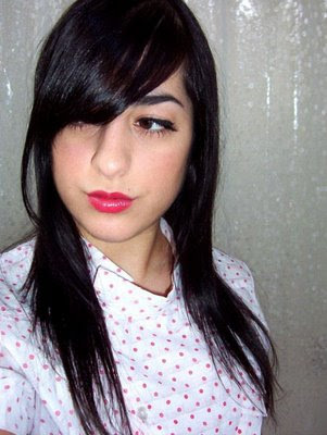 Cute Emo Haircuts With Trends Girl Long Hair Typically Cute Emo Hairstyles