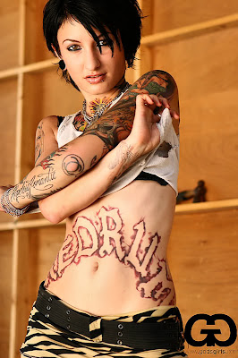 Trends in Women's Tattoo