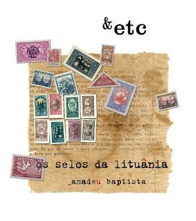 Os selos da Lituânia