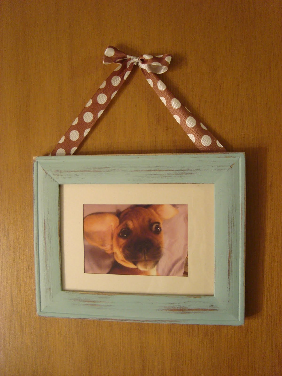 Creations by Bonnybee PROJECT Shabby Chic Frames