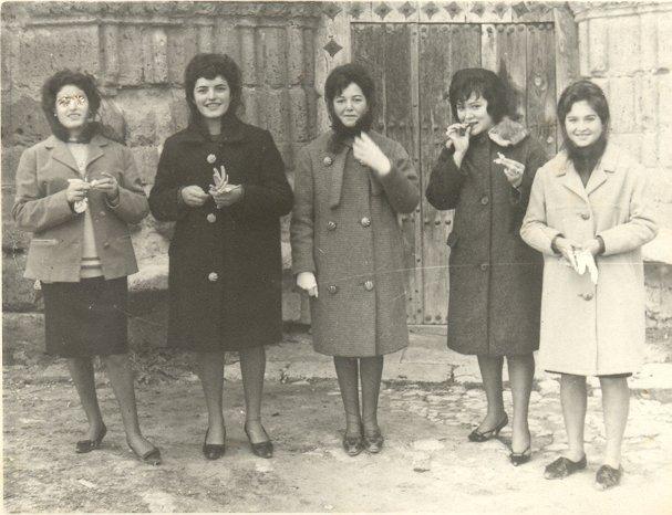 Mozas de Sordillos 1966
