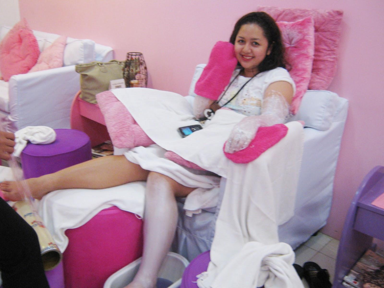 My Posh Nails Fetish Experience ~ LovingSunshine - a Beauty Blogger ...