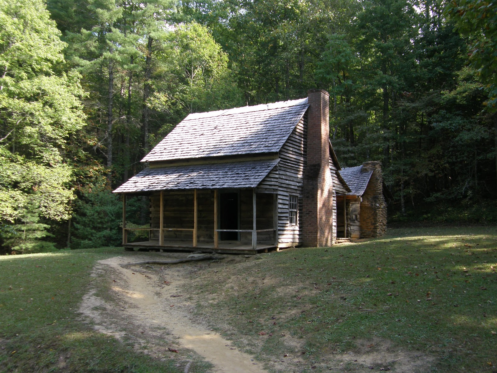 Thoughts from a country wife some reasons why i love the for Appalachian mountain cabins