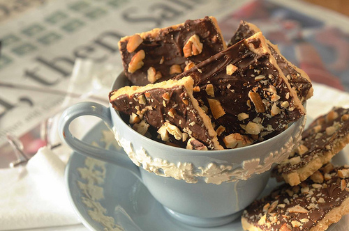 Christmas recipe of the day: Easy Toffee Bars