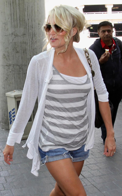 Carrie Underwood's married legs