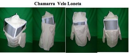 Chamarra Velo Loneta