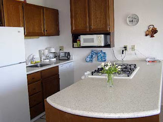 Molokai Condo with fully equipped kitchen