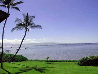 Stunning Ocean Views from Molokai Condo
