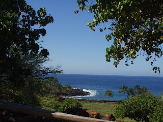 Lapakai State Park on way to Hawai in North Kohala