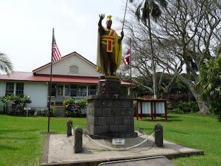 North Kohala Kapaau, King Kamehameha's birthplace