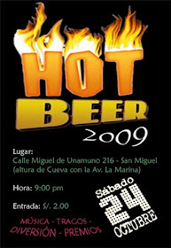 HOT BEER 2009 - UNIENDO BASES