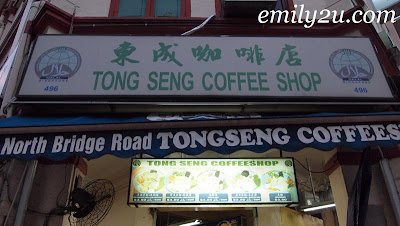 Tong Seng North Bridge Road