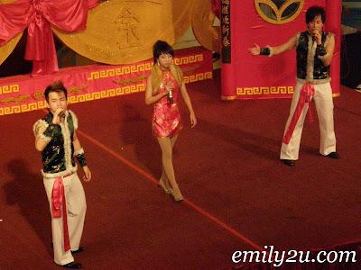 celebrating CNY