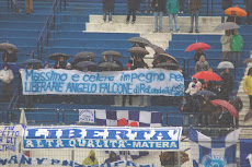 Ultras Matera 1 febbraio 2009