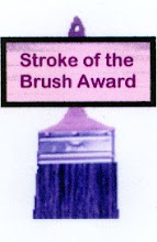 Stroke of the Brush Award