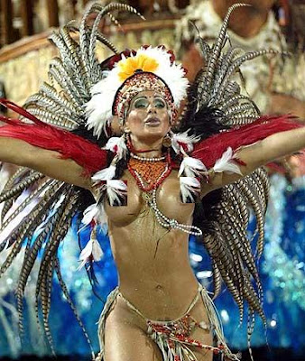 hot pics of rio carnival