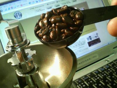 スターバックスコーヒー豆