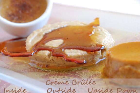 Pumpkin Crème Brûlée: three ways