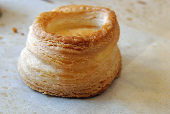 Bouchées (Puff Pastry Shells)