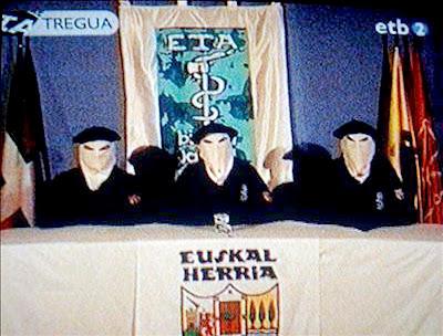 ETA anuncia una tregua en 1998