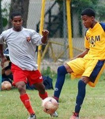 Don Bosco y Bauger se imponen torneo fútbol