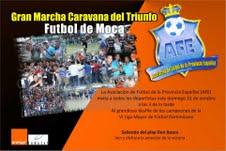 Equipo de Moca Campeones de la Liga Mayor de Fútbol realizará caravana