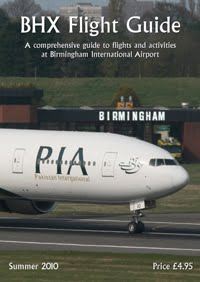 "The Summer 2010 issue of the ""BHX Flight Guide"" is NOW AVAILABLE!!"