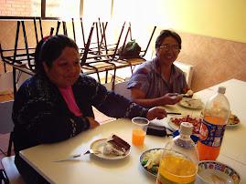 Mamás cooperadoras del curso