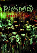 Decapitated - Human's Dust DVD
