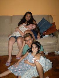 Amo vocês meus filhos!
