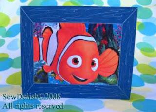 Make Nemo Birthday Cards