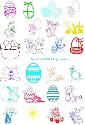 Easter printable pictures clipart free