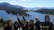 as queridas em Bariloche