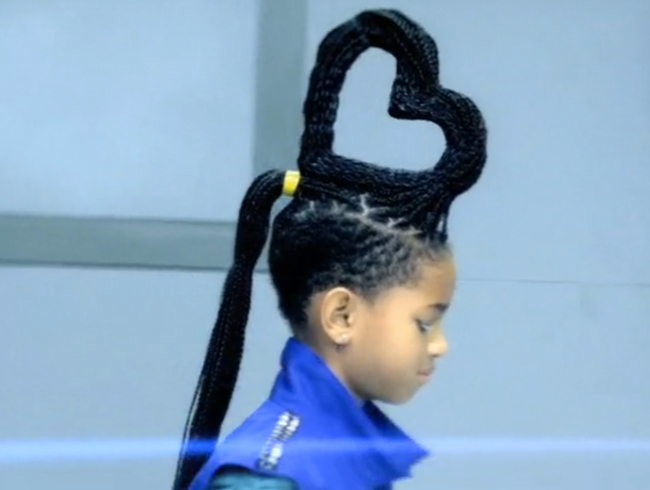 afromag ibwo willow smiths whip my hair music video
