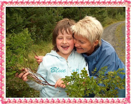 Malin og bestemor Lillian