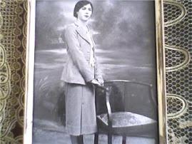A ma grand mère