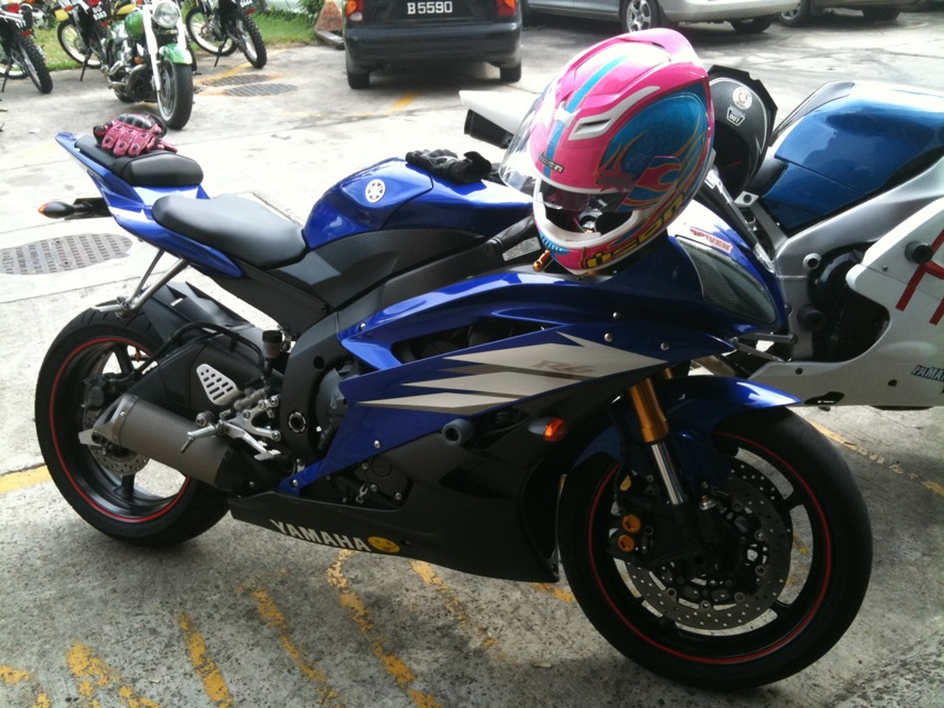 bikemonkies yamaha r6 for sale