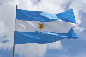 Imagen de la Bandera Argentina