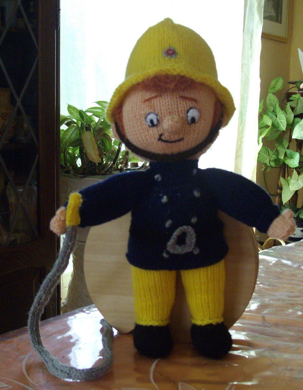 Modele tricot gratuit sam le pompier - Sam le pompier gratuit ...