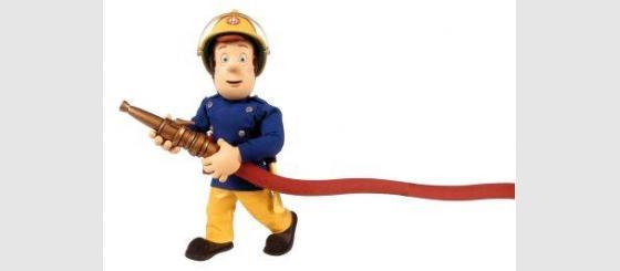 Du tricot et des jouets sam le pompier - Sam le pompier personnages ...