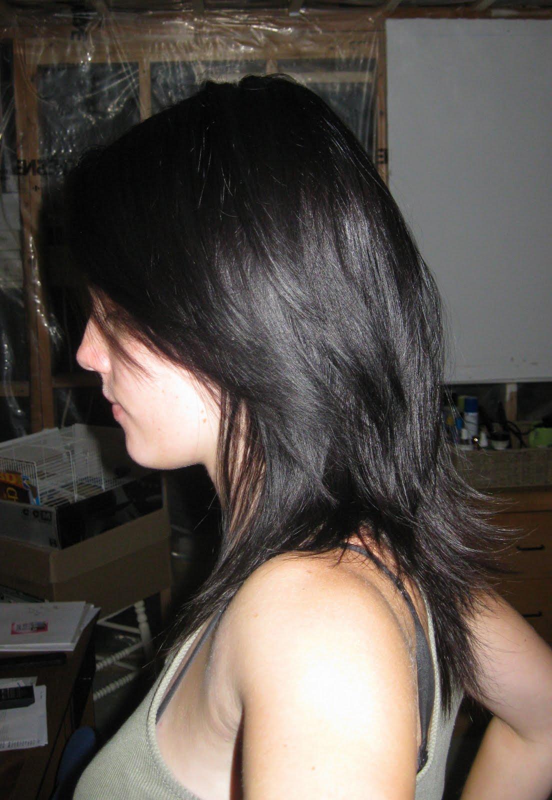 Clairol Nice N Easy 123 Natural Soft Black NOTW Avon