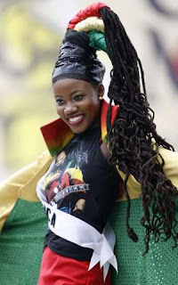 Miss Jamaica 2007